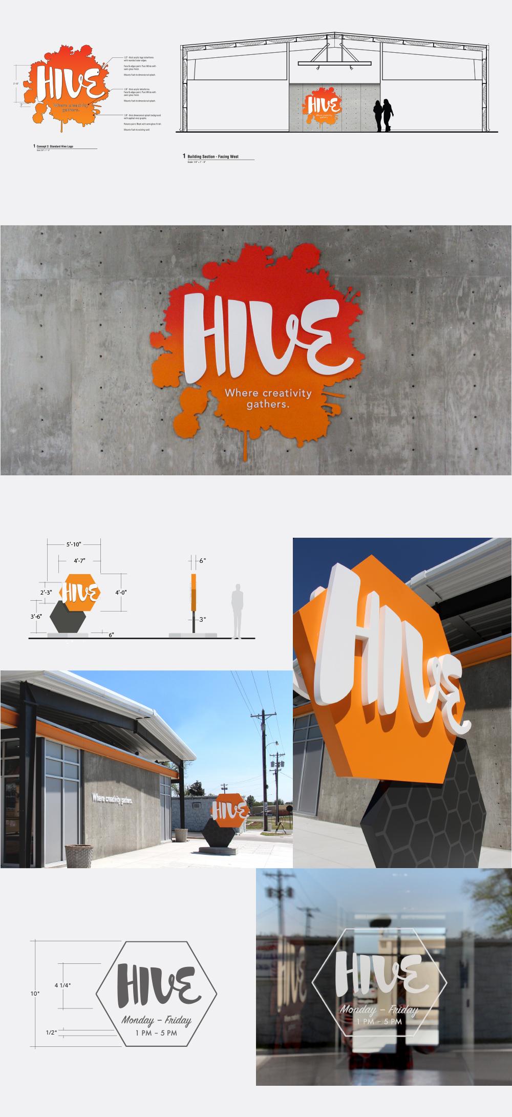 Hive_6_Signage